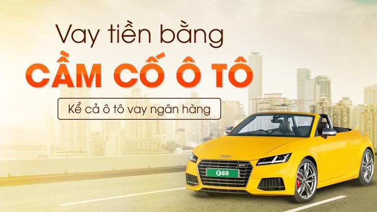 Cầm ô tô tại Hà Nội