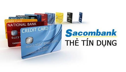 Dịch vụ đáo hạn thẻ tín dụng Sacombank giá rẻ tại Hà Nội