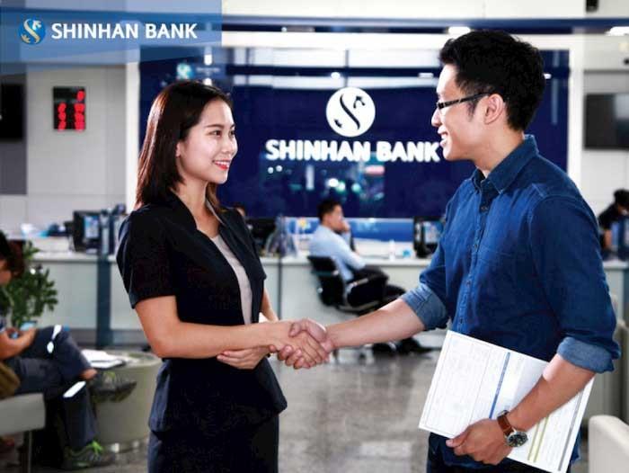 Dịch vụ đáo hạn thẻ tín dụng Shinhan Bank giá rẻ tại Hà Nội