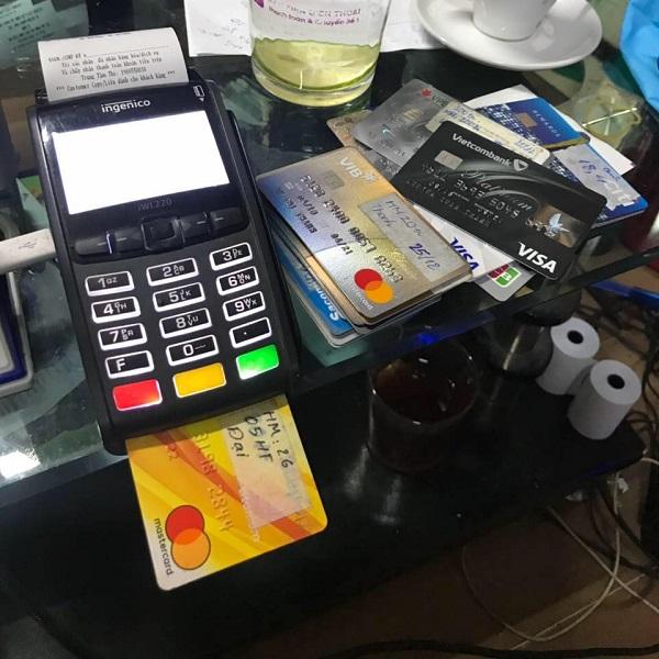 Đáo hạn thẻ tín dụng Nha Trang